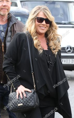 Editorial picture of Letitia Dean out and about, London, Britain - 26 Mar 2015