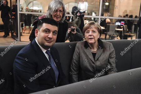 Editorial picture of 97th Session of the German Bundestag, Consultation of the Federal German Government, Berlin , Germany - 26 Mar 2015