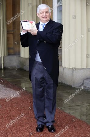 Stock Picture of Roger Wright CBE, BBC Proms Director and Controller BBC Radio 3