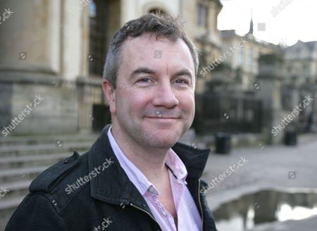 Editorial picture of Oxford Literary Festival, Britain - 26 Mar 2015
