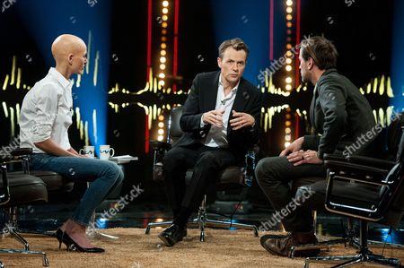 Editorial picture of 'Skavlan' TV show, London, Britain - 23 Mar 2015