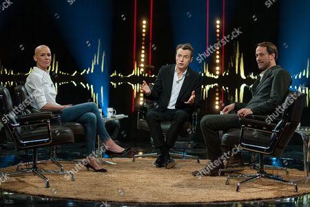 Editorial image of 'Skavlan' TV show, London, Britain - 23 Mar 2015