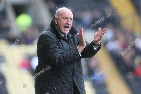 Editorial photo of Notts County v Scunthorpe, Sky Bet Championship Football, Meadow Lane, Britain - 28 Mar 2015