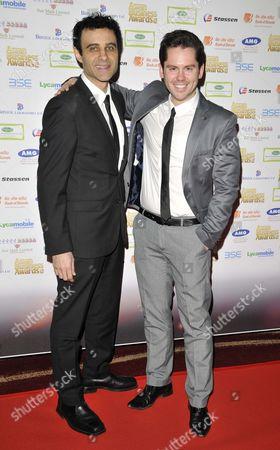Rez Kempton and Martin Delaney