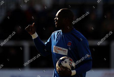 Marlon Harewood of Hartlepool United