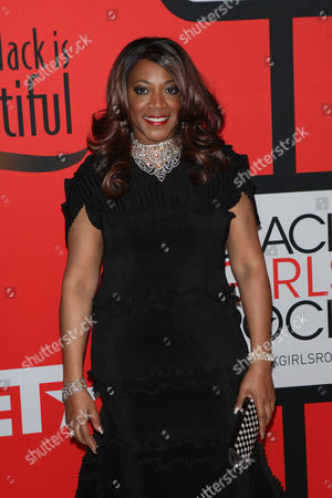 Editorial picture of BET's 'Black Girls Rock!' event, New Jersey, America - 28 Mar 2015