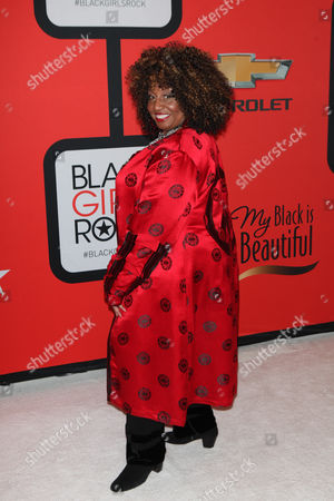 Editorial image of BET's 'Black Girls Rock!' event, New Jersey, America - 28 Mar 2015