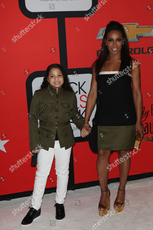 Editorial photo of BET's 'Black Girls Rock!' event, New Jersey, America - 28 Mar 2015