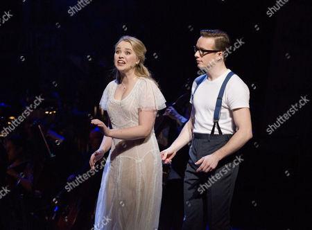 Katie Hall (Johanna Barker), Matthew Seadon-Young (Anthony Hope)