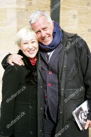 Paul Blezard and partner