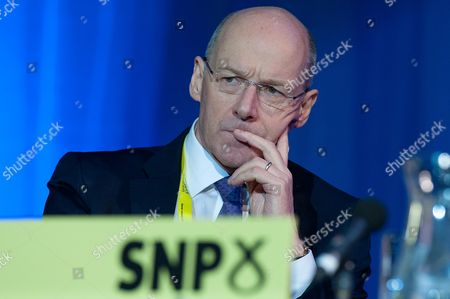 Editorial photo of SNP Conference, Glasgow SECC, Glasgow, Scotland, Britain - 29 Mar 2015
