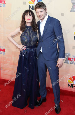 Editorial image of iHeartRadio Music Awards, Arrivals, Los Angeles, America - 29 Mar 2015