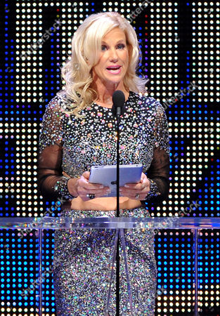 Editorial photo of WWE Hall Of Fame Induction Ceremony, SAP Center, San Jose, California, America - 28 Mar 2015