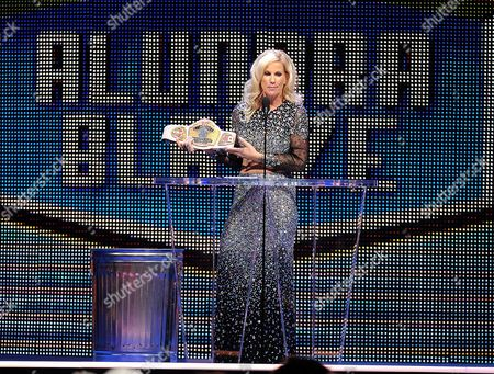 Editorial picture of WWE Hall Of Fame Induction Ceremony, SAP Center, San Jose, California, America - 28 Mar 2015