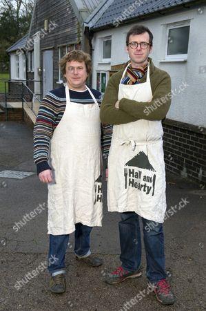 Robin Rea and Tim Maddams