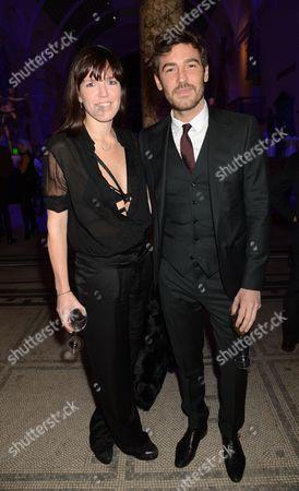Nikki Hunter and Robert Konjic