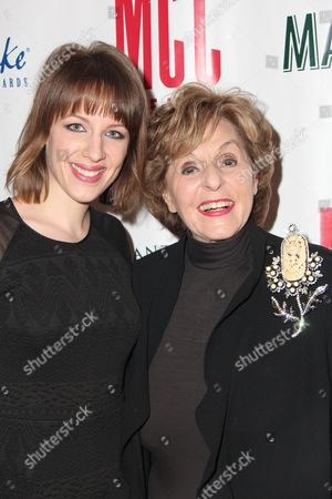Editorial picture of MCC Theater's Annual Gala Miscast, New York, America - 30 Mar 2015