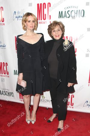 Editorial image of MCC Theater's Annual Gala Miscast, New York, America - 30 Mar 2015