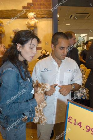 CONNIE MONTOYA AND JUAN PABLO MONTOYA