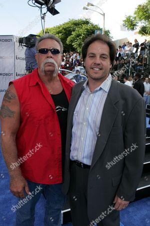 Paul Teutul Sr. and Jeffrey Godsick