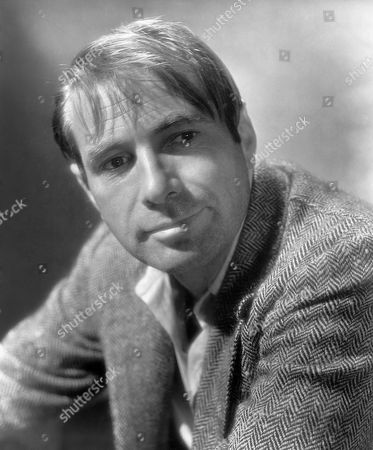 Gary Merrill, publicity portait for the film 'Another Man's Poison', 1952