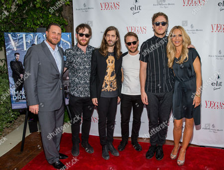 Josef Vann, Imagine Dragons and Andra Bennett