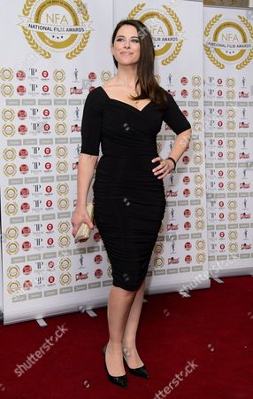 Editorial picture of National Film Awards, Porchester Hall, London, Britain - 31 Mar 2015