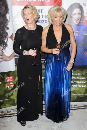 Gillian Taylforth and Kim Taylforth