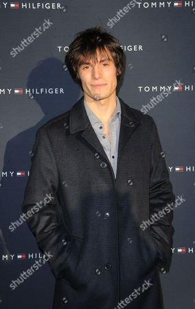 Editorial picture of Tommy Hilfiger store opening, Paris, France - 31 Mar 2015
