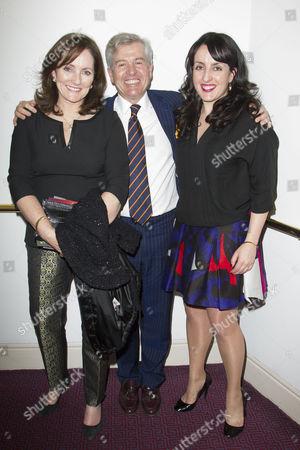 Jacquie Brunjes, Harry Brunjes and Emma Brunjes