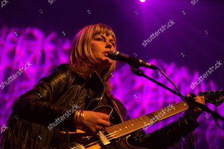 Stock Photo of The Vaselines - Frances McKee