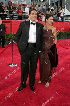 Jim Caviezel and wife Kerri