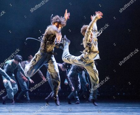 Performed by the Royal Ballet at the Royal Opera House