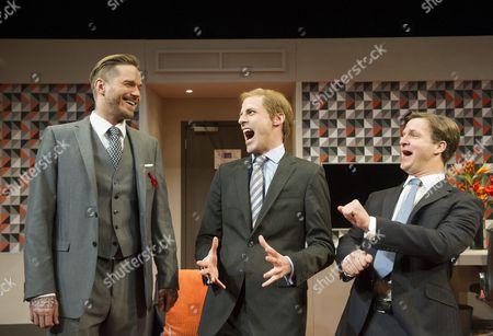 , Sean Browne as David Bechkam,  Tom Davey as Prince William, Dugald Bruce-Lockhart as David Cameron