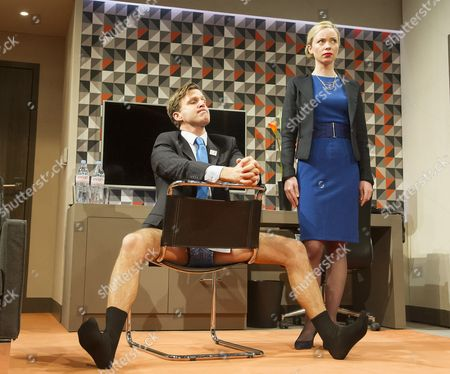 Dugald Bruce-Lockhart as David Cameron, Antonia Kinlay as Penny
