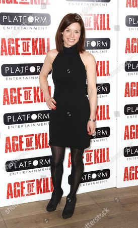 Editorial picture of 'Age Of Kill' film screening, London, Britain - 01 Apr 2015