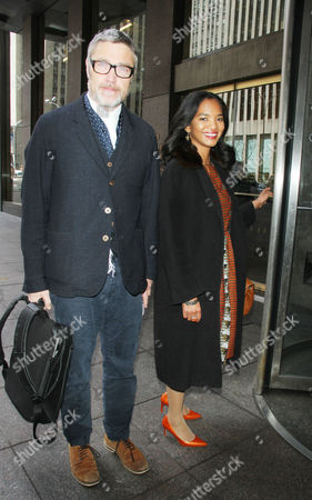 Vincent Regan and Chipo Chung