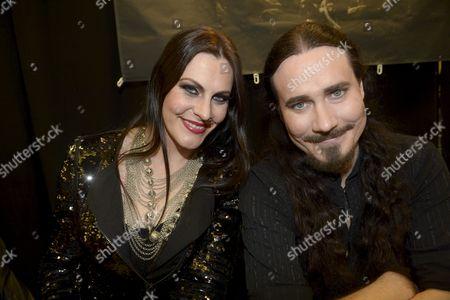 Tuomas Holopainen, Floor Jansen