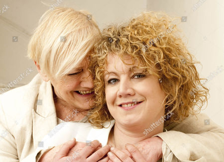 Actress Emily Lloyd. Femail Special With Her Mother Sheila Hughes.  27.3.14.