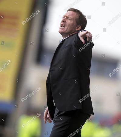 Gary Locke Kilmarnock manager