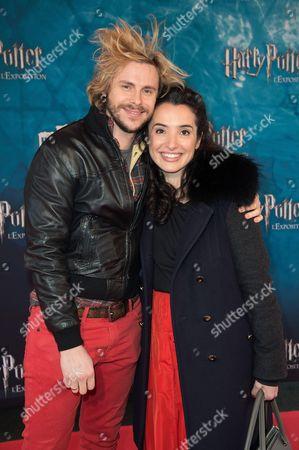 Isabelle Vitari and Jean Baptiste Shelmerdine