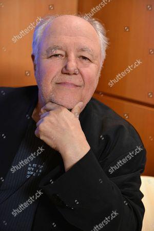 Editorial photo of Marc Jolivet, Paris, France - 03 Apr 2015