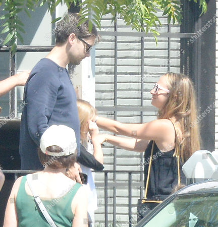 Tobey Maguire, Jennifer Meyer, Ruby Maguire
