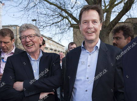 Don Foster and Nick Clegg