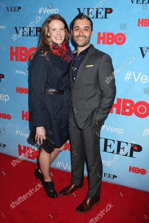 Leah Walsh and Frankie J Alvarez