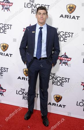 Editorial image of 'The Longest Ride' film premiere, Los Angeles, America - 06 Apr 2015