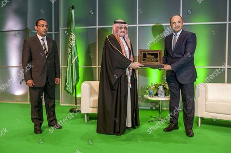 Editorial photo of The Saudi Arabian Cultural Bureau 5th Graduation Ceremony & Career Fair, London, Britain  - 22 Mar 2015
