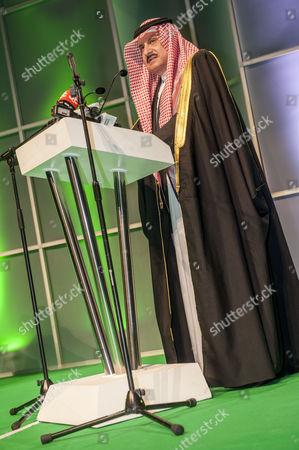 Stock Photo of HRH Prince Mohammed bin Nawwaf bin Abdul Aziz bin Abdulaziz