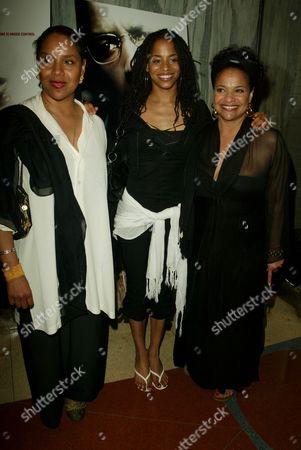 Phylicia Rashad, Vivian Nixon and Debbie Allen