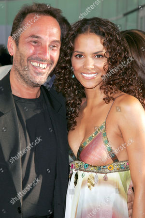 Pitof and Halle Berry